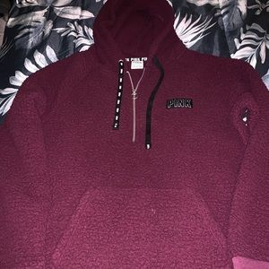 VS Pink Size XS cozy pullover.